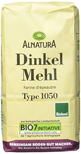 Alnatura Bio Dinkelmehl, 1.00 kg