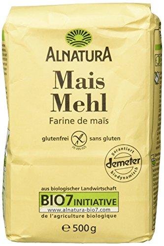 Alnatura Bio Maismehl, 500 g