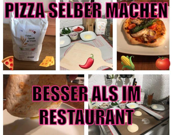 Pizzateig Rezept