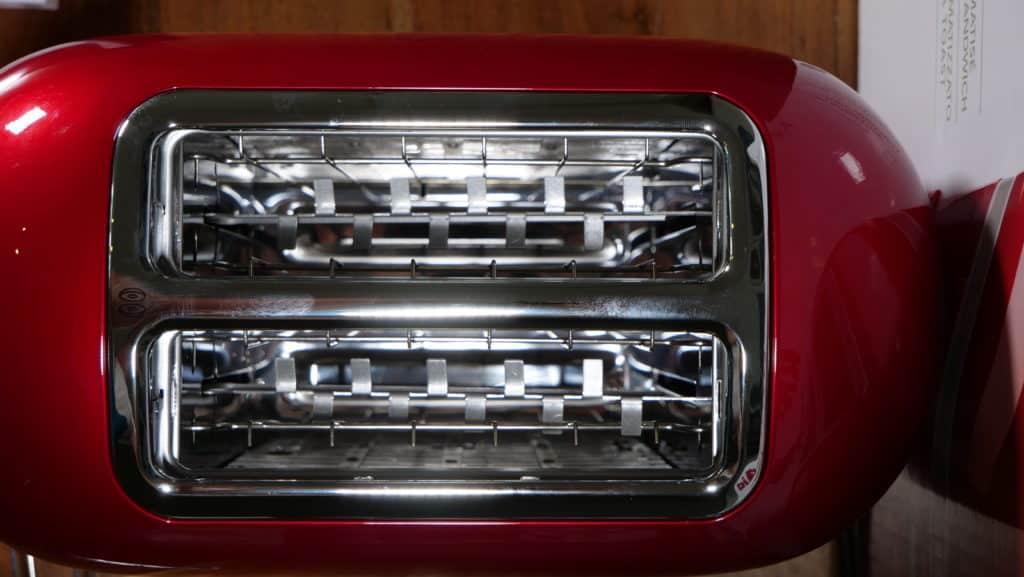 KitchenAid Artisan Toaster von Oben